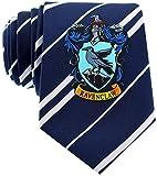 Harry Potter Tie ● Necktie ● By Cinereplicas® ● Micro Fibra (Ravenclaw)