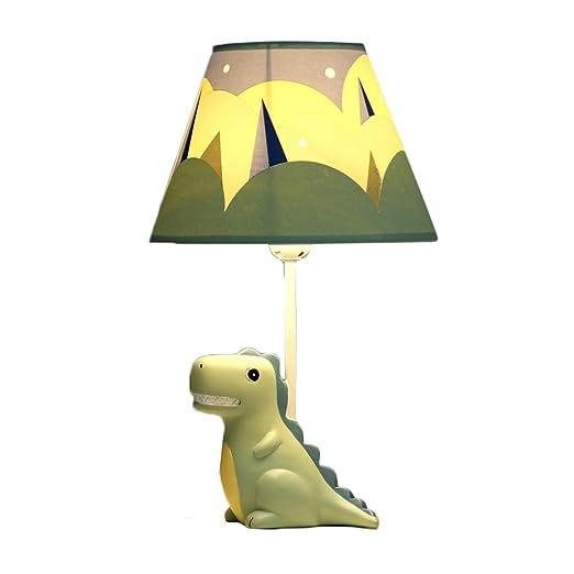 Lámpara De Mesa LED De Dinosaurio De Dibujos Animados Creativos ...