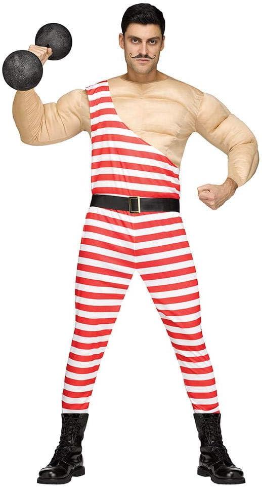 Horror-Shop Circo Traje Hombre del músculo One Size: Amazon.es ...
