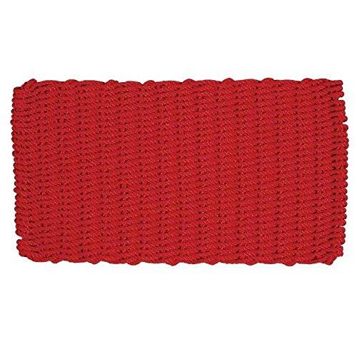 18 X 30 Cape (Cape Cod Doormat 18 ft x 30 ft Regular - Red)