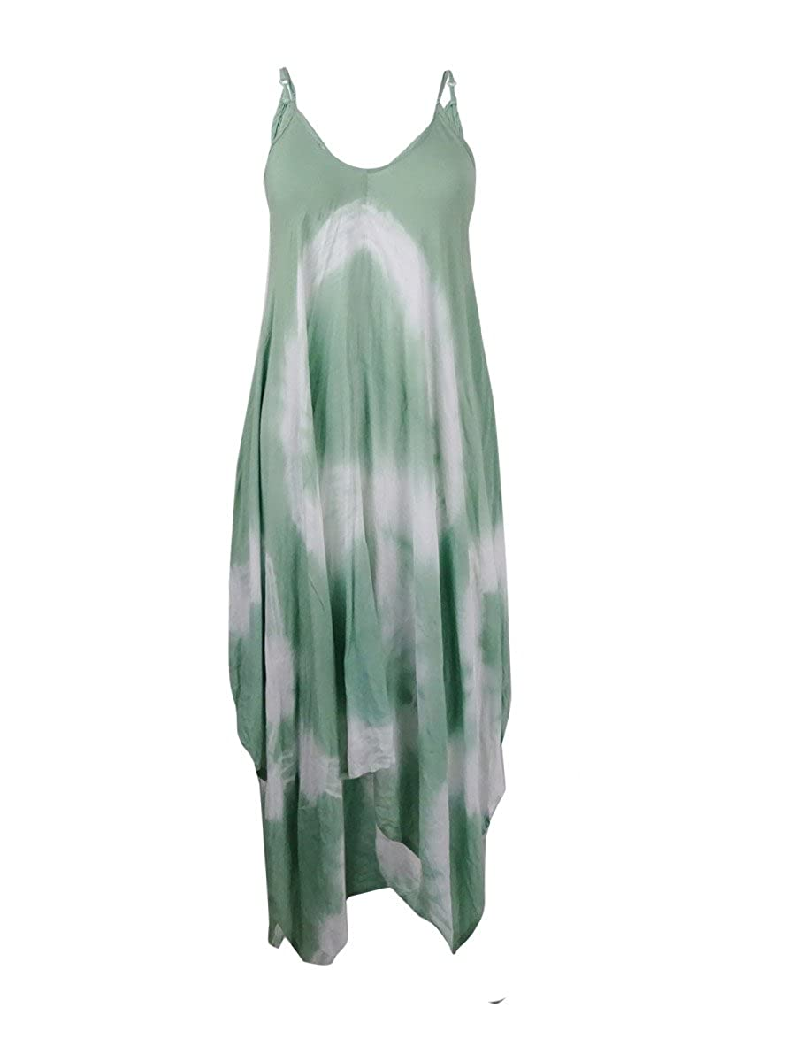 Raviya Womens Maxi Tie-Dye Dress Swim Cover-Up 74517