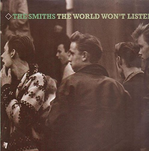 Smiths, The - The World Won't Listen - Rough Trade - RTD 45