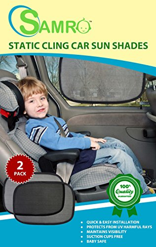 Car Sun Shade Pack Size product image