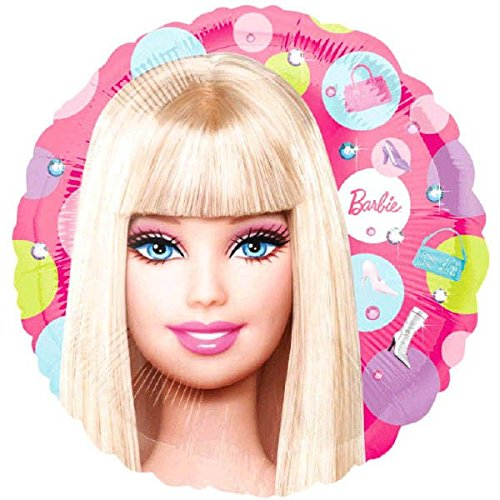 amscan Barbie All Doll'd Up 18