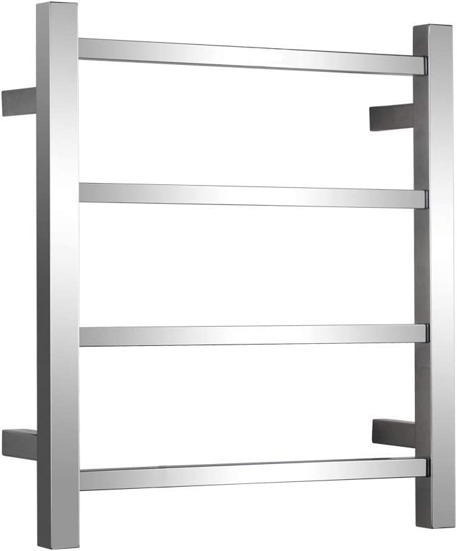 SHARNDY ETW13-2A Electric Hardwired Heated Towel Rack