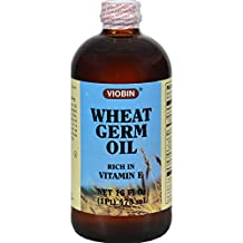 Viobin Corporation - Wheat Germ Oil Liquid, 16 fl oz liquid