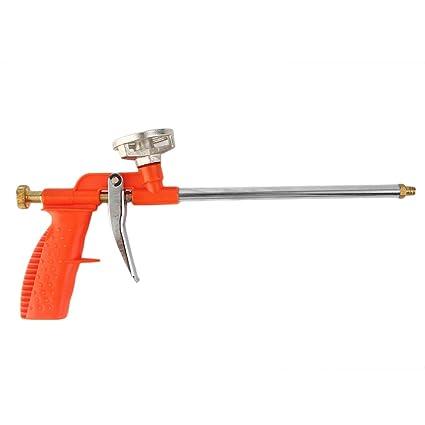 sweepid Espuma de montaje Pistola 321 mm Espuma dosificadora Pistola Pistola de espuma de poliuretano