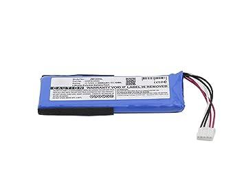 subtel® Batería Premium para JBL Flip 3 / Flip3 (3000mAh ...