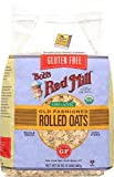 Bobs Red Mill Gluten Free Organic Old Fashioned Rolled Oats