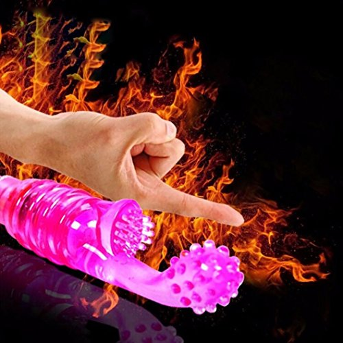 Usstore 1PC G-Spot Massager Vibrating Dildo Clitoral Stimulator Vibrator Sex toy For Adult Female Women