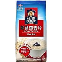 桂格即食燕麦片400g