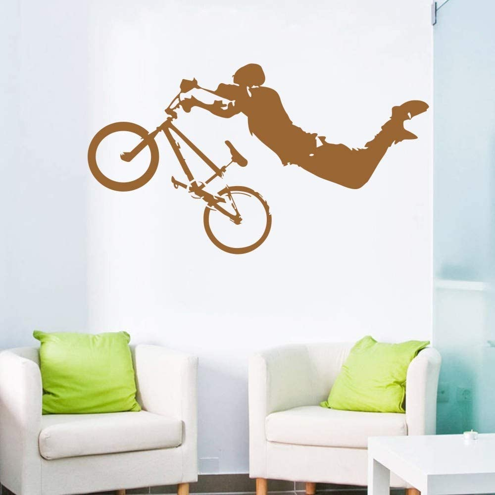 Zaosan Boy Giant Wall Vinyl Art Mural Decal Decoración para el hogar Etiqueta de la Pared Bed Room Decor: Amazon.es: Hogar