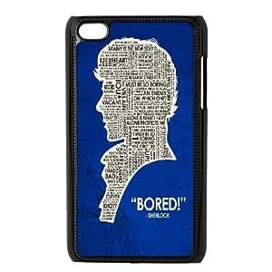 Ipod Touch 4 Phone Case Sherlock F5H8267 Kimberly Kurzendoerfer
