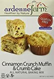 Ardenne Farm Gluten Free Cinnamon Crunch Muffin and Crumb Cake Mix, 21 Ounce