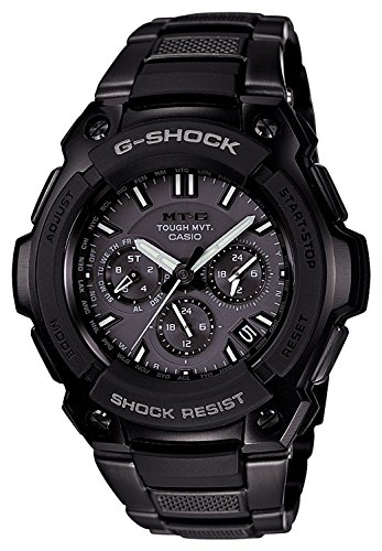 CASIO watch G-SHOCK MTG world six stations corresponding Solar radio MTG-1200B-1AJF Men's