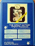The Great Gatsby Original Soundtrack Vintage Stereo 8-Track Tape