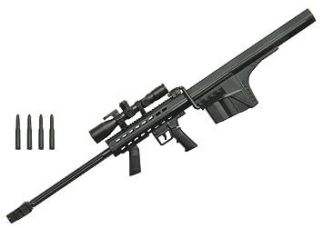 Little Armory LA003 SCAR-H Type Plastic Model