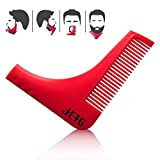 JETG Sharp Shape Beard | Beard Shaper, Beard Trimmer, Shaping Tool for Perfect Lines, Beard Trimmer Review
