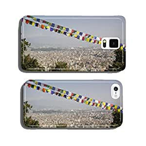 Kathmandu - general view of the city cell phone cover case iPhone5