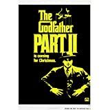 The Godfather Part 2 Movie Film A4 Poster Print Picture 280GSM Satin Photo Paper by OMG Printing