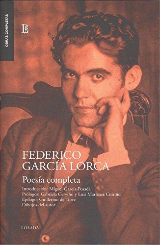 Poesía completa (Federico García Lorca): Amazon.es: Garcia Lorca, Federico: Libros