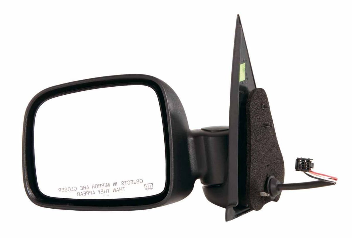 Depo 333-5407R3EFH Jeep Liberty Right Outside Rear View Mirror