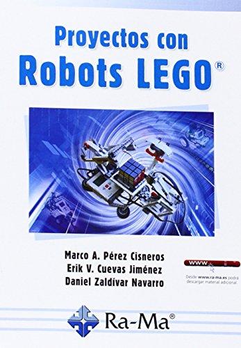 Descargar Libro Proyectos Con Robots Lego Marco Antonio Perez Cisneros