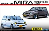 1/24 inch up series No.153 Daihatsu Mira Turbo TR-XX / Aero by Fujimi Model