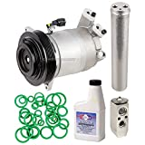 AC Compressor & Clutch With Complete A/C Repair Kit For N...