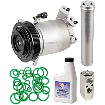 AC Compressor w/A/C Repair Kit For Nissan Altima & Maxima - BuyAutoParts 60-81131RK New