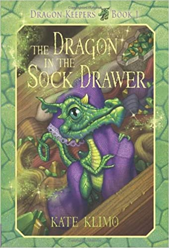 Dragon Keepers  The Dragon In The Sock Drawer Kate Klimo John Shroades  Amazon Com Books