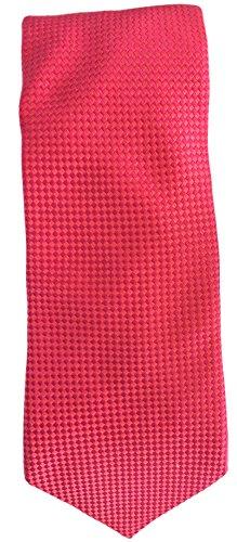 Ted Baker Neckties (Men's Ted Baker London Dots Design Silk Tie, Size Regular 3T912303- Coral)