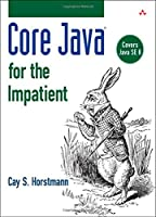 Core Java for the Impatient Front Cover
