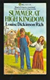 Summer High Kingdom, Louise Dickenson, 0440982227