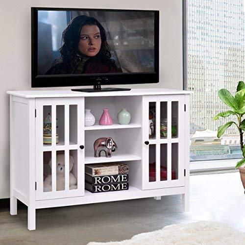 nd Storage Console Free Standing Cabinet Holds Up to A 45