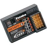 Futaba R614FF-E 2.4G FST RX 4PK 4PKS Receiver