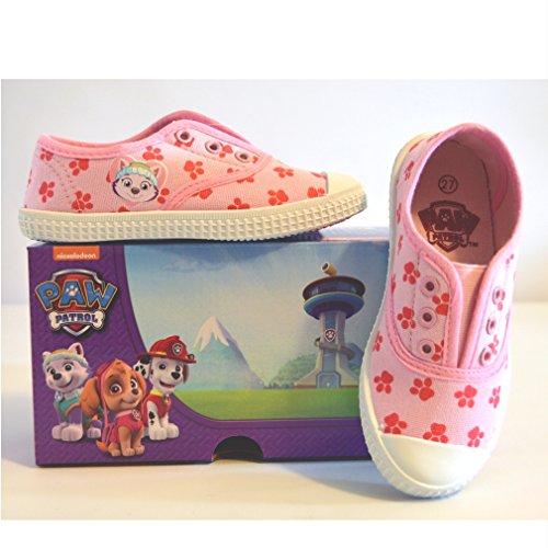 Patrulla Canina , Mädchen Sneaker rosa Rosa