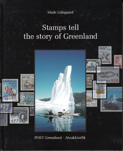 Stamps tell the story of Greenland