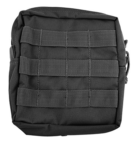 Red Rock Outdoor Gear Molle Utility Pouch, Black, Medium (Molle Gear Pouches compare prices)