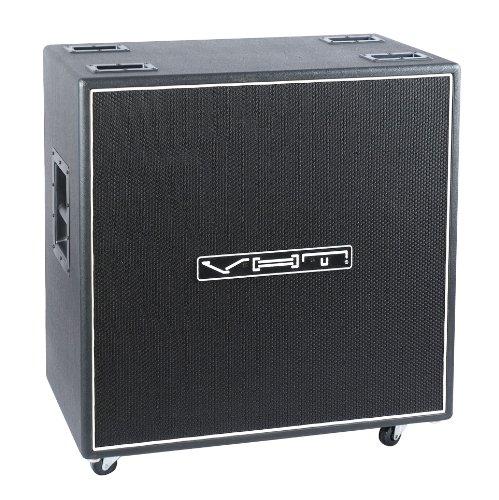 VHT AV-GT-412CEL 4x12 Closed Back Speaker Cabinet, Celestion Speakers by VHT