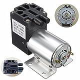 GOCHANGE DC12V 120kpa 5L/min Mini Vacuum Pump Negative Pressure Suction Suction Pump