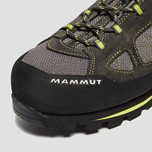 Mammut Alto Guide High GTX® Men (Backpacking/Hiking Footwear (High)) Gris (Graphite/Sprout 000)