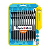 Paper Mate 1945925 InkJoy 300RT Retractable Ballpoint Pens, Medium Point, Black, 24 Count