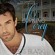 Owning Corey Audiobook by Maris Black Narrated by J. F. Harding