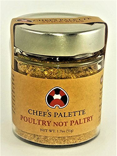 Chef's Palette - Poultry not Paltry