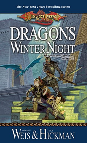 Dragons of Winter Night: Chronicles, Volume Two (Dragonlance Chronicles Book - Pier 1 Penguin