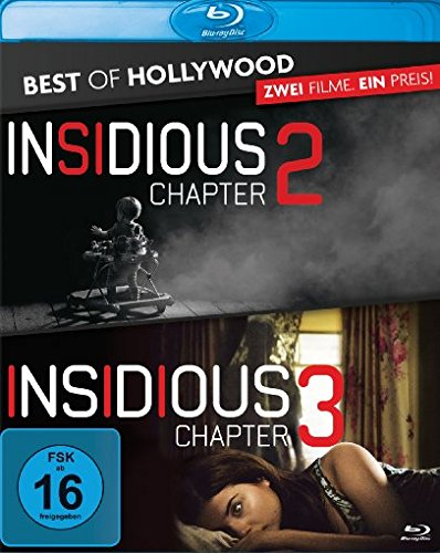 Insidious: Chapter 2 / Insidious: Chapter 3 - Best of Hollywood/2 Movie Collector's Pack
