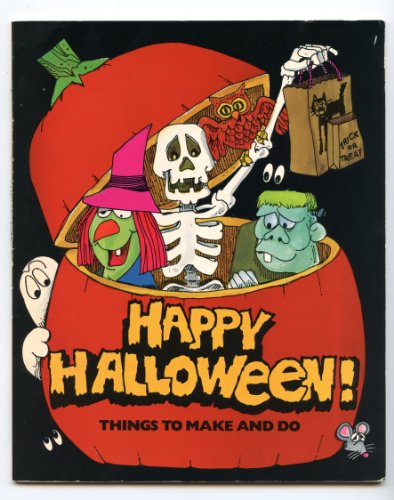 Happy Halloween: Things to Make and Do ()
