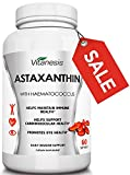Astaxanthin – Natural Extract! Dietary Supplement in Softgels for Cardiovascular Support, Promotes Eye Health, Maintains Immune Function. 100% Money Back Guarantee! Worth a Try! Review