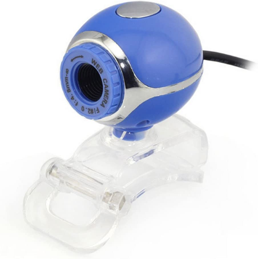 New High Definition Webcam Ip Webcam Pc Notebook Computer Loptop Camera Blue Amazon Co Uk Computers Accessories
